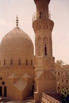 Khayer Bek minaret
