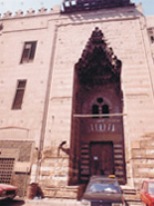 Umm As-Sultan Sha'aban minaret